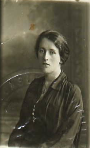 Elizabeth Mary Glasky (NARA/Ancestry)