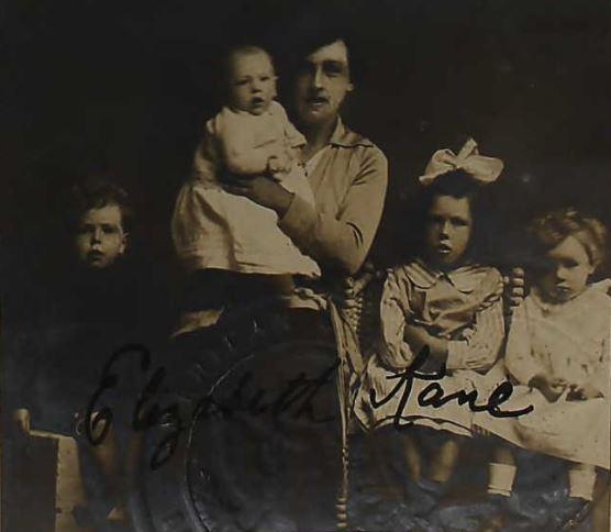 Elizabeth Kane (NARA/Ancestry)