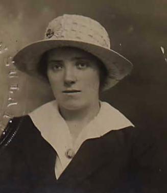 Annie Frances Emery (NARA/Ancestry)
