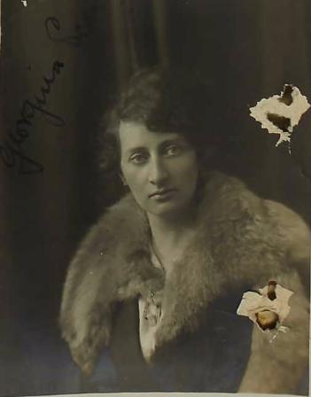 Georgina Scarry (NARA/Ancestry)