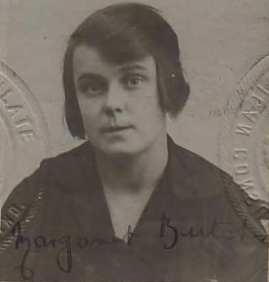 Margaret Butcher (NARA)