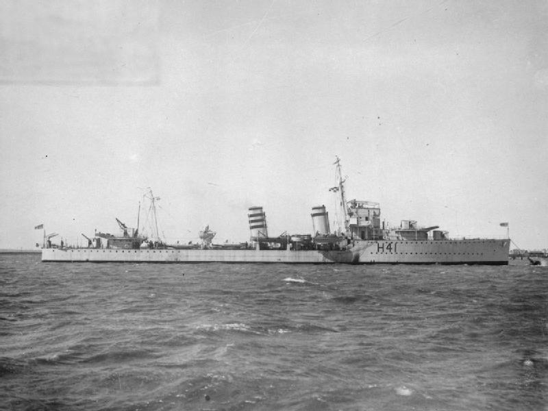 HMS Ardent (Imperial War Museum FL870)