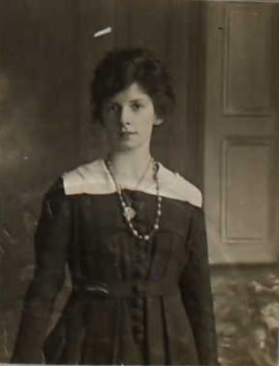 Margaret Daisy Atkins (NARA/Ancestry)