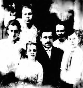 The Buckley Family (Ancestry)