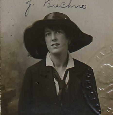 Josephine Buchno (NARA/Ancestry)