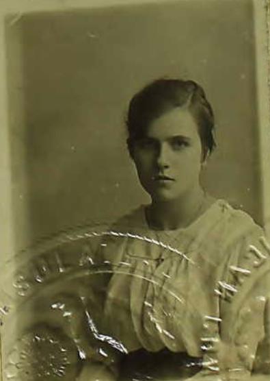 Annie Wilkinson (NARA/Ancestry)