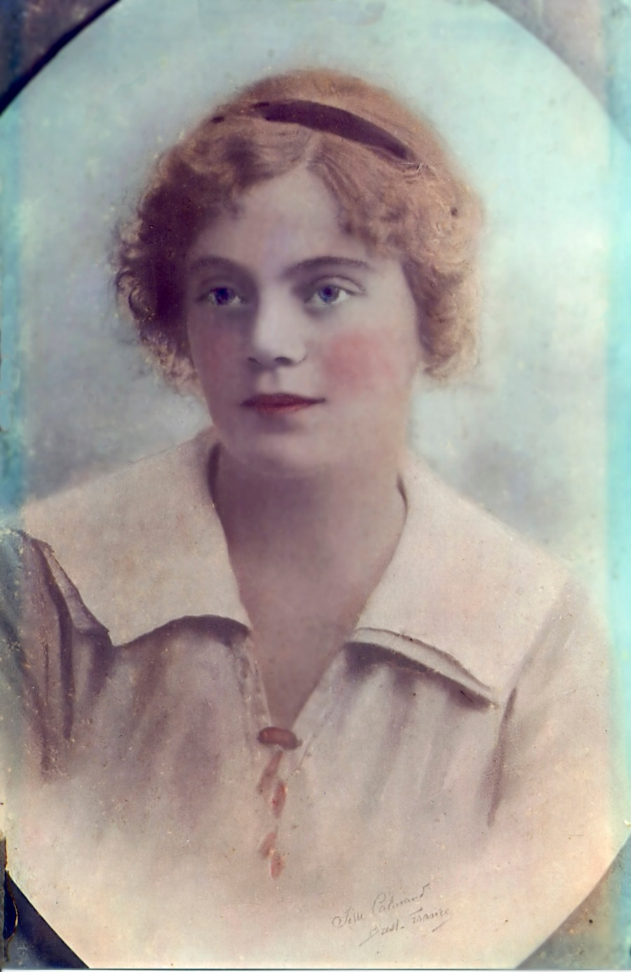An image of Alice taken in Cork during the earlier twentieth century (Pranis Family)