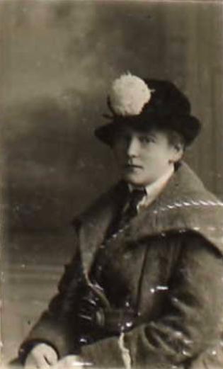 Norah White (NARA/Ancestry)