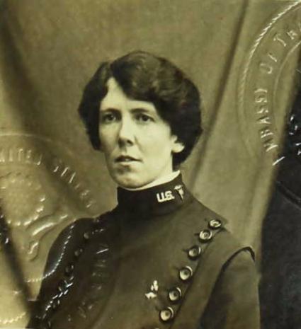 Anne L. Carson (NARA/Ancestry)
