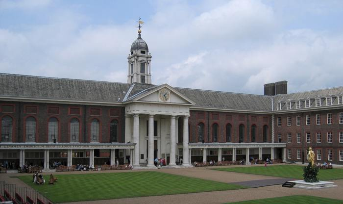 The Royal Hospital Chelsea (Wikipedia)