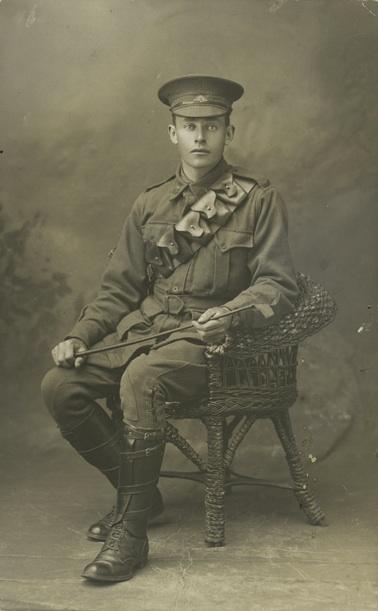 Gunner Ambrose Haley (Australian War Memorial)