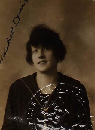 Mabel Davis (NARA/Ancestry)