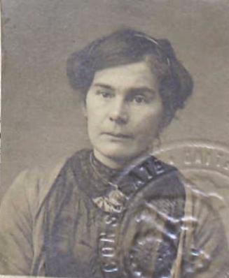 Hannah Coakley Vassar (NARA/Ancestry)