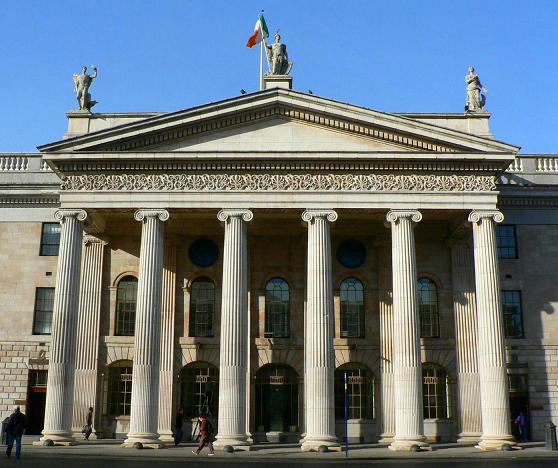 The General Post Office, Dublin (Image via Wikipedia)